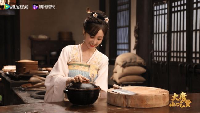 """《大唐小吃货》完美收官 甜宠+美食获网友大赞""""超下饭"""""""