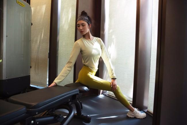 王紫璇分享运动所带来的独特感受
