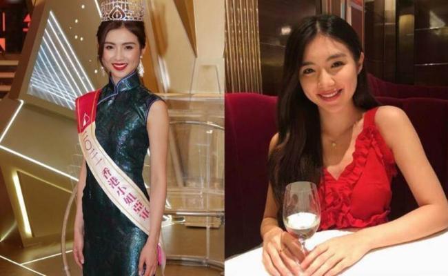 2021香港小姐三甲出炉:混血美女夺冠,背景起底