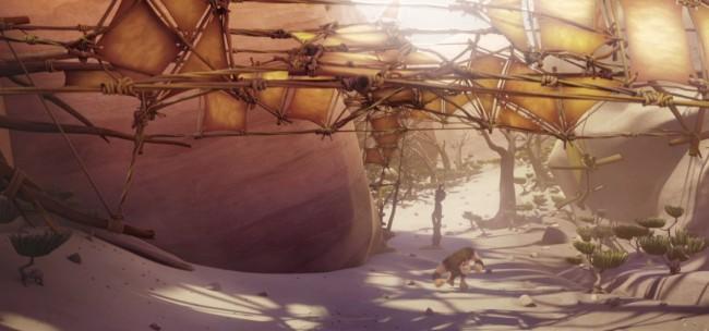 《山海经之小人国》将映 小王子奇幻冒险看点十足