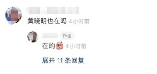 网友晒照称偶遇黄晓明baby同框游玩 被指认错人