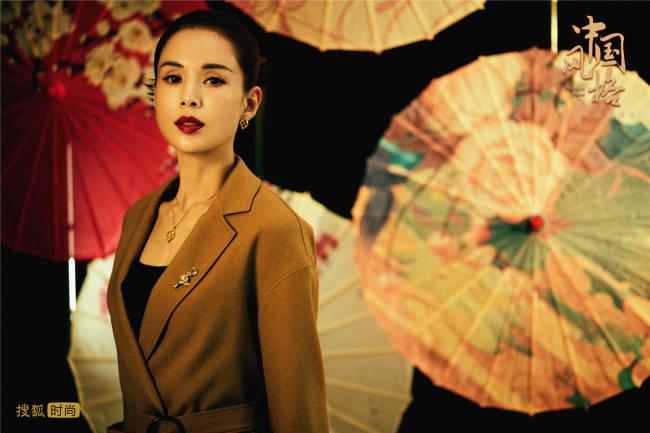 打败岁月惊艳时光的李若彤才是真的神仙姐姐