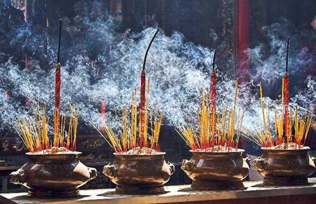 五一放假去寺院上香拜佛,这些规矩千万要注意!