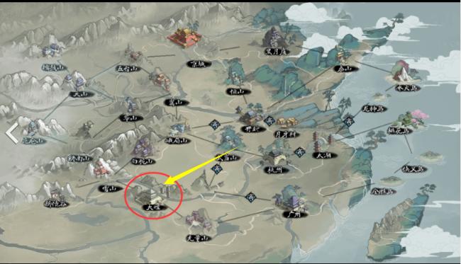 我的侠客陀螺获取地图位置地点介绍 我的侠客张少爷张小樱六脉通关攻略