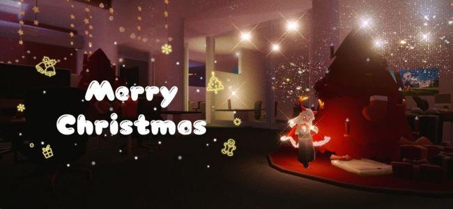 光遇圣诞节办公室位置和进入方法介绍