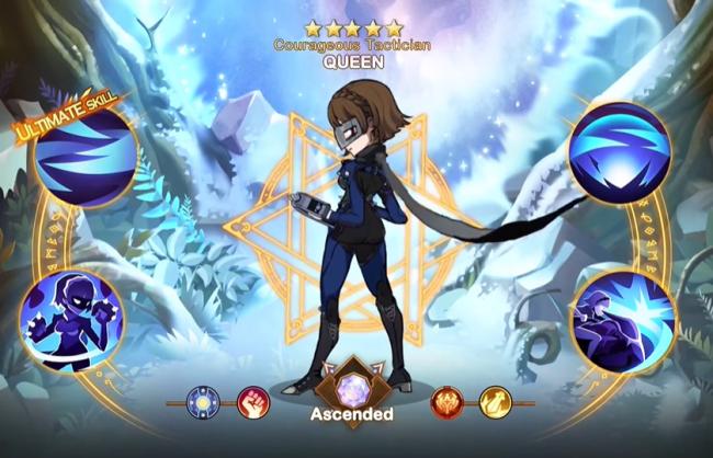 剑与远征P5联动角色queen技能及获取方法介绍