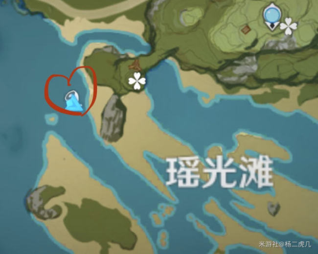 原神螃蟹在哪里抓