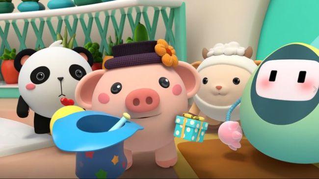 羚邦集团(股份代码:2230.HK)和奥拉动漫再携手,《奇奇和努娜》第二季预授权签约仪式举办插图5