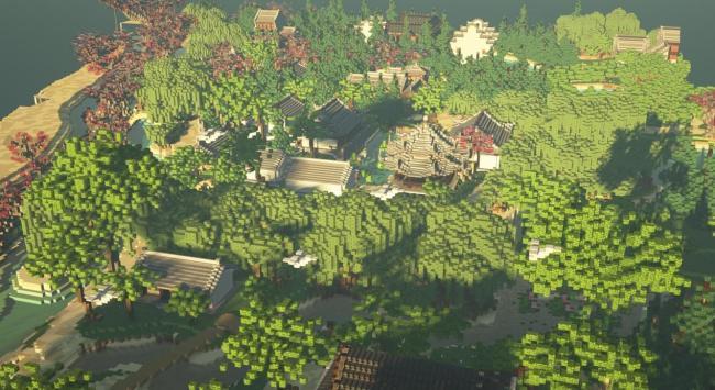 开启像素西游冒险《我的世界》暑期更新即将上线