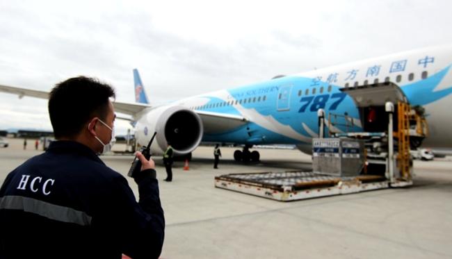 南航2020年航班准点率近9成 连续五年在三大国有航空公司中排名第一