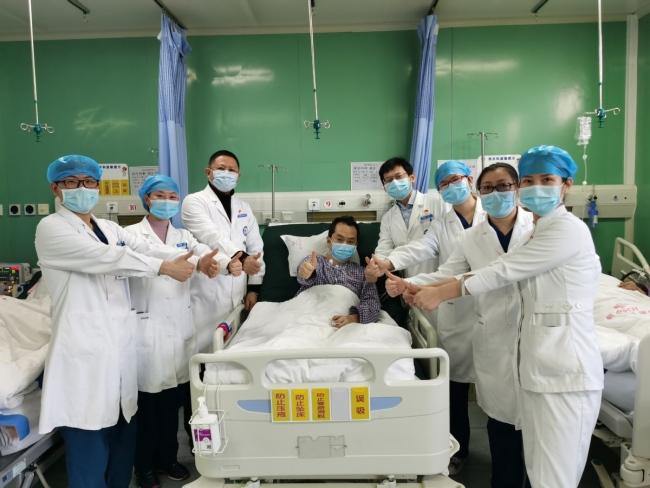 航天中心医院多学科协同实现国内首例极高难度心跳骤停抢救 再创生命奇迹