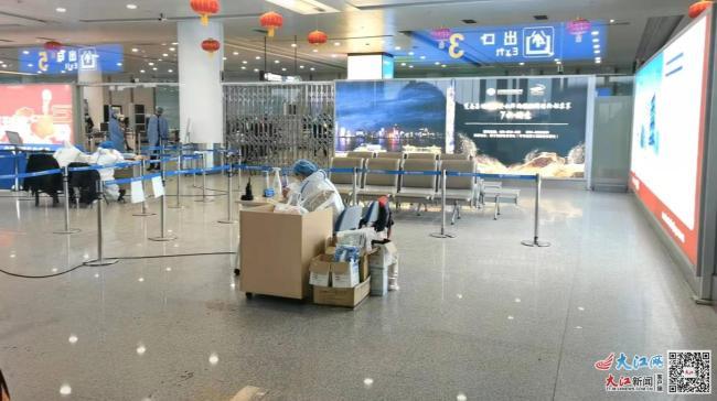 南昌昌北国际机场增开多个春运航班 营造便捷候机环境