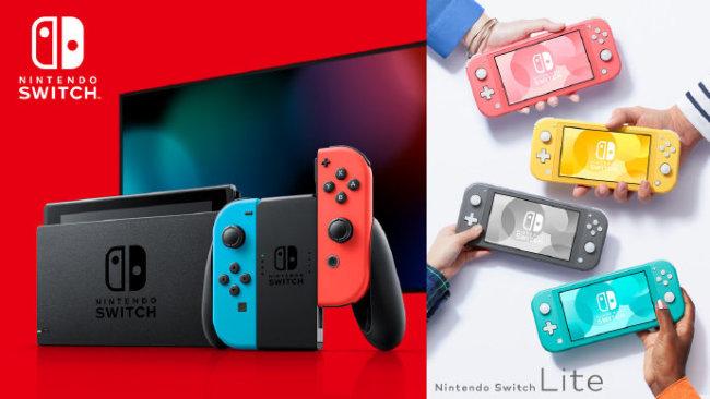 迎来发售四周年 任天堂Switch主机日本本土销量突破1800万