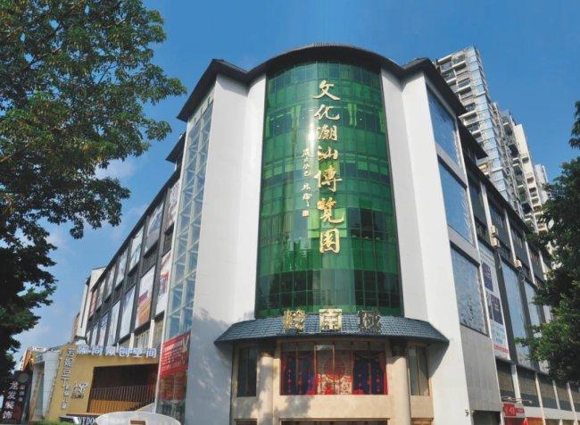 深圳文化潮汕博览园游玩攻略 布景新颖小巧、别具匠心