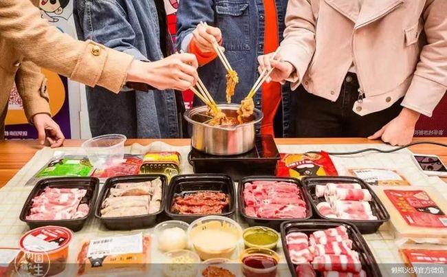 """火锅类食材再被推至风口 """"在家吃火锅""""的真香定律是什么"""