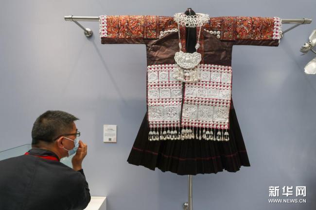 中国传统工艺邀请展在上海举办 将持续举办至7月11日
