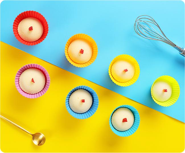 partita变奏曲硅胶蛋糕模具 让家居烘焙倍加轻松
