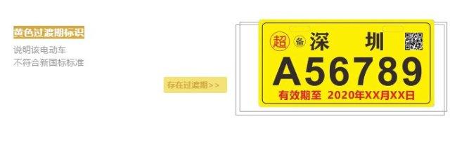 深圳电动车黄牌过期时间是什么时候
