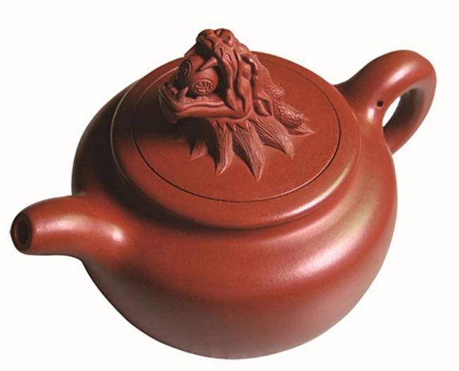 张大林:中华龙壶获誉现代国宝之我见