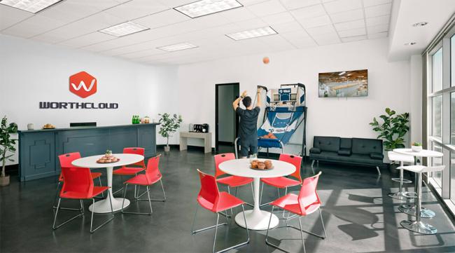值得看全球化布局落子洛杉矶,本地运维办公室正式挂牌运营
