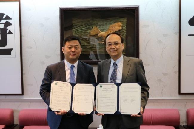 蒙古环球领袖大学与国立彰化师范大学结为兄弟院校