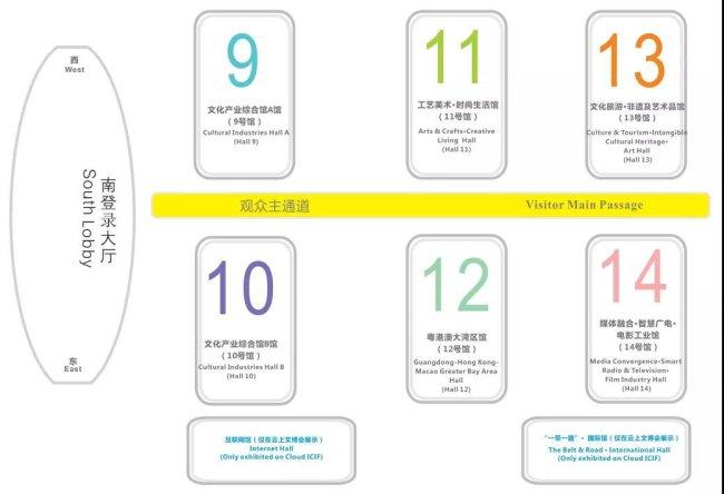 深圳文博会11号馆展出内容是什么