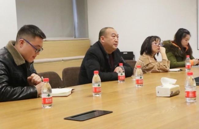重庆区直机关领导莅临中数科集团考察指导