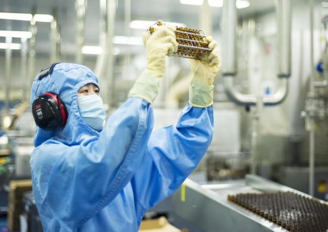 扬子江药业集团:制药人的责任心