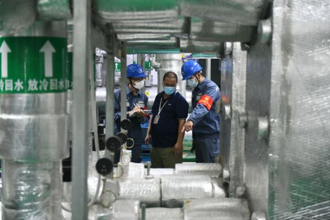 广东电网惠州供电局推动企业用能结构优化升级 助力交通绿色低碳转型