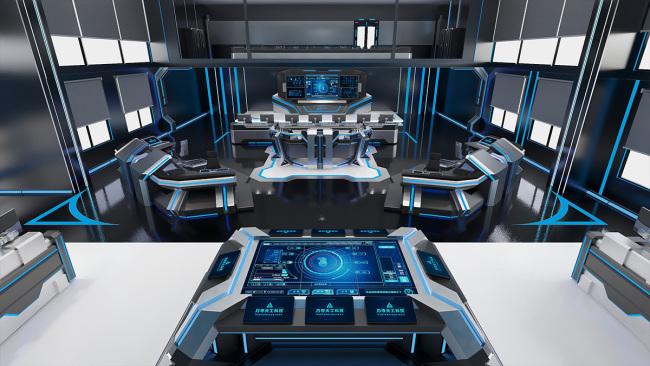 巧夺天工科技控制台:助力IOC智能运行,让智慧城市管理更有序