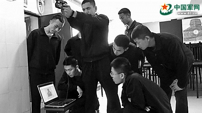 """用""""科技+""""为训练赋能,军校课堂原来可以这么""""潮""""!"""