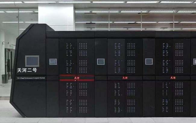 国产百亿亿次超级计算机有什么用途:6天就能完成大飞机风动试验模拟