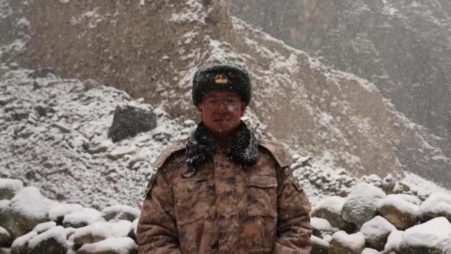 泪目!卫国戍边英雄陈红军牺牲细节首次披露