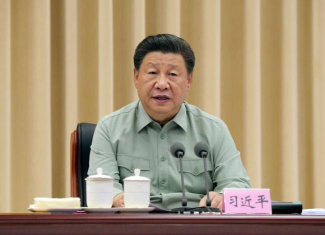 习近平在视察驻陕西部队某基地时强调 聚焦备战打仗加快创新发展 全面提升履行使命任务能力