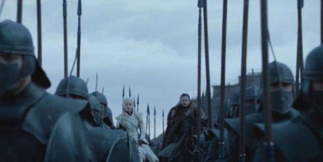 想像龙妈一样买支军队?六个美貌女奴才换一个战士,你准备好了吗