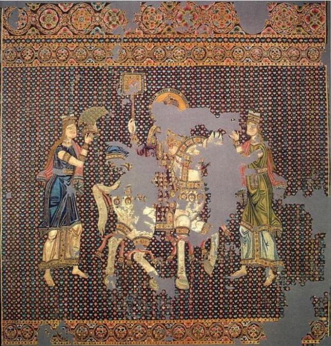 唐朝:拜占庭也配叫丝绸大国?神策军一年薪都让神罗皇帝眼红到炸