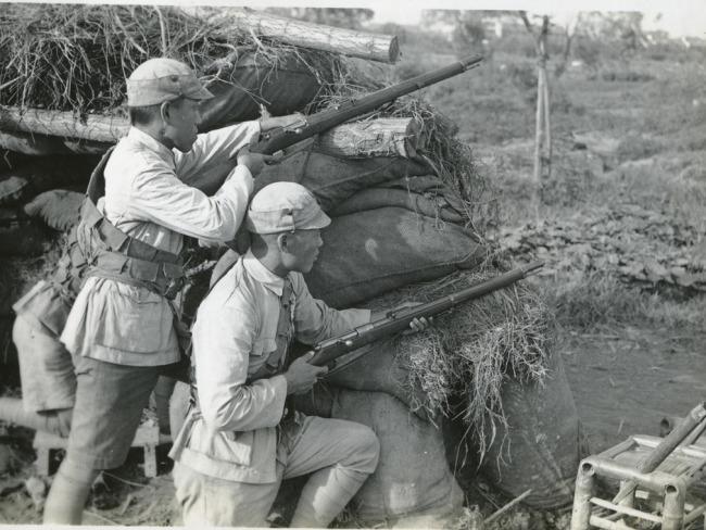 """在""""二战""""时期,福建真的没有被日军攻占过吗?"""