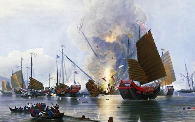 清朝灭亡前,用大舰巨炮迫使墨西哥赔偿3亿美元?