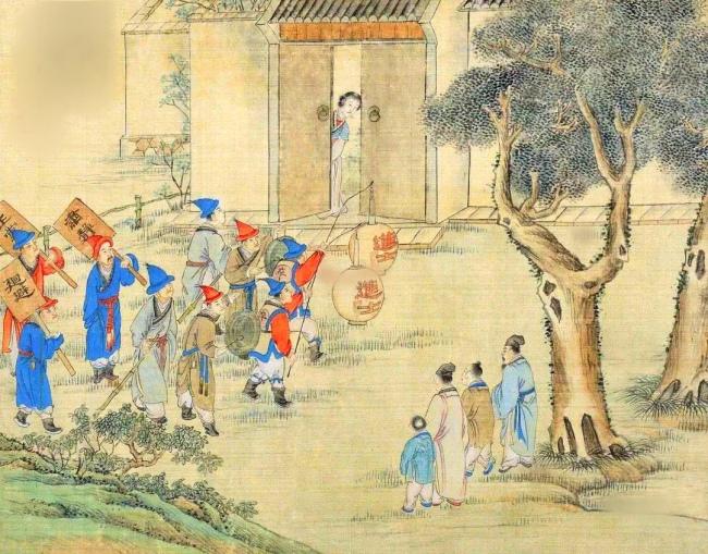 古代科举考试让女人走开,只有两名宋朝女子参加过科考