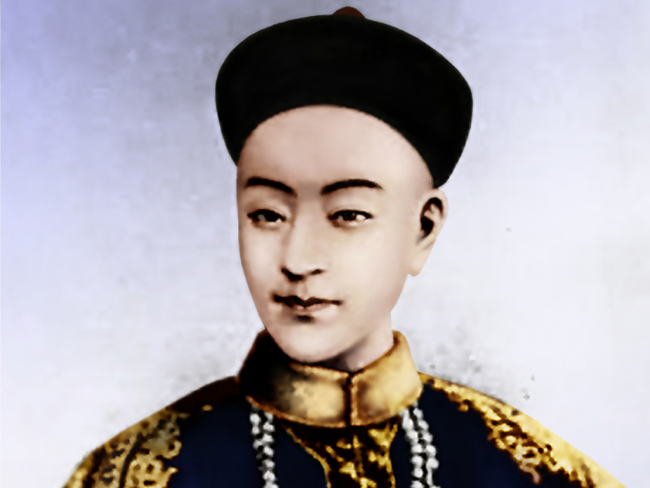 清朝皇帝的年夜饭有哪些人参加,有没有吃山珍海味?