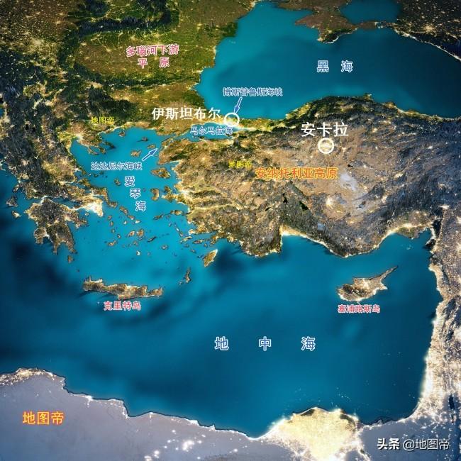 土耳其为何放弃伊斯坦布尔?