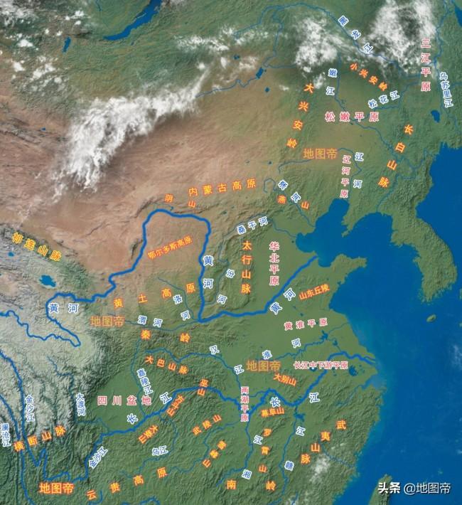 陕西、山西共有的壶口瀑布,为何会移动?