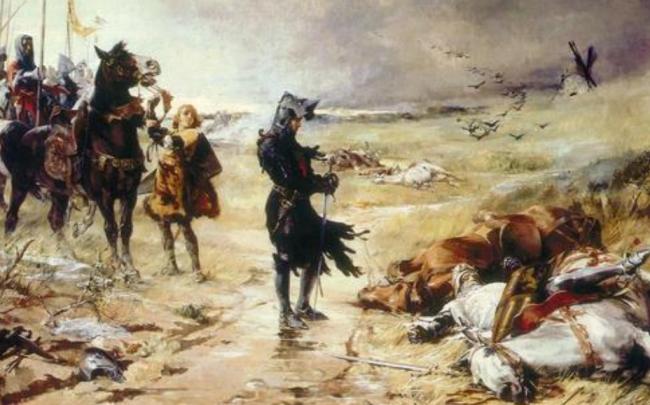 英国人造反为啥只砍贵族?长弓手,杀人抢劫这行国王才是带头大哥