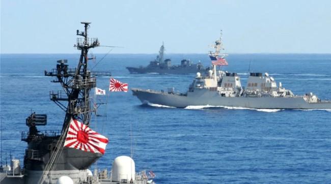 日本近年来,在军事上动作频频,值得警惕