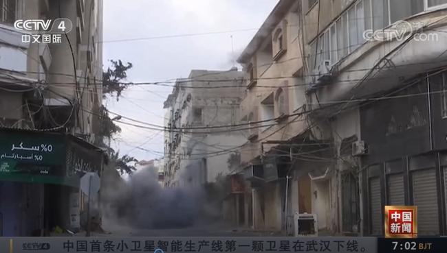 """为以军点赞,以军方致电加沙居民:""""即将炸你家"""""""