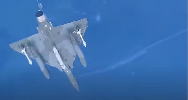 美媒:法国罕见出动战机对俄侦察 这不是胡闹