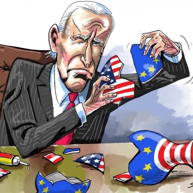 """不搞""""新冷战"""" 请美国说到做到!"""