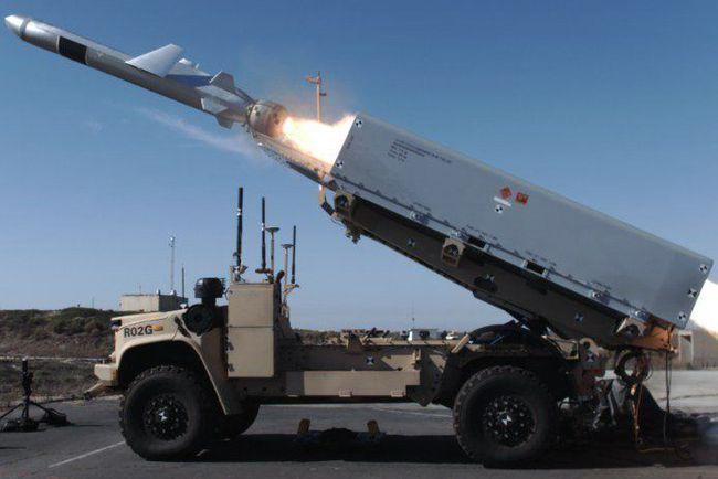 美海军陆战队计划未来用无人车发射反舰导弹