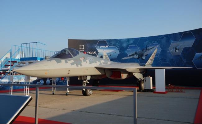 苏-57战斗机的外贸版本苏-57E