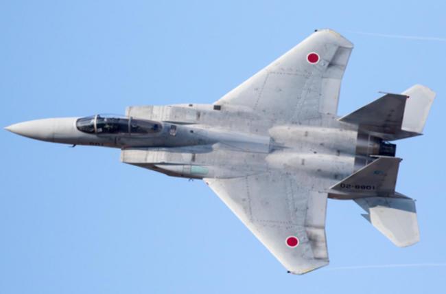 没落的日本武士鹰 F-15J